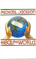 "90's Music ""Heal The World"" Michael Jackson"