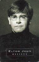 "90's Music ""Believe"" Elton John"
