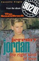 "90's Music ""The Right Kind Of Love"" Jeremy Jordan"