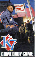 "90's Music ""Come Baby Come"" K7"