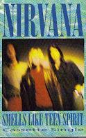 """Top 100 Songs 1992 """"Smells Like Teen Spirit"""" Nirvana"""