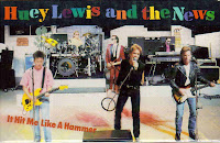 "90's Songs ""It Hit Me Like A Hammer"" Huey Lewis & The News"