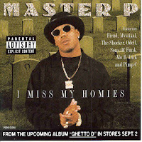 """""""I Miss My Homies"""" Master P featuring Pimp C,  Silkk The Shocker, Mo B. Dick, O'dell, Mercedes & The Sons Of Funk"""