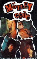 """Home Sweet Home '91"" Motley Crue"