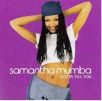 """Gotta Tell You"" Samantha Mumba"