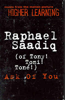 """Ask Of You"" Raphael Saadiq"