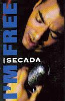 """I'm Free"" Jon Secada"