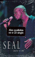 """Don't Cry"" Seal"