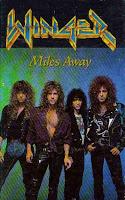 """Top 100 Songs 1991 """"Miles Away"""" Winger"""