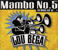 "Top 100 Songs 1999 ""Mambo No. 5 (A Little Bit Of...)"" Lou Bega"