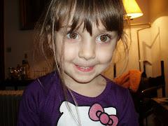 Violeta y unos ojos inmensos