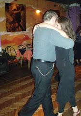 Bailando con Paola, en Porteño y Bailarín