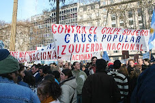 En la Plaza, con Causa Popular