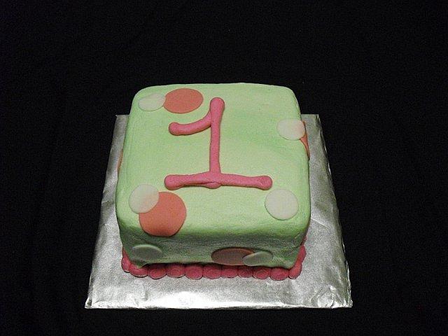 Inch Square Cake Serves