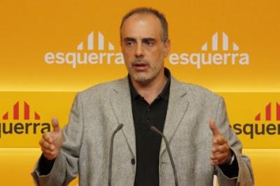 Precampaña de Esquerra Republicana de Catalunya (ERC) 100727JoanRidaoERC