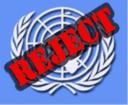 Rejeite a ONU!