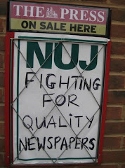 Standing up for journalism
