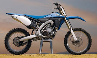 2010 Yamaha YZ450F Motorcross  Specifications Motorcycle
