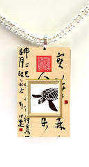 Pendant with Oriental Flair