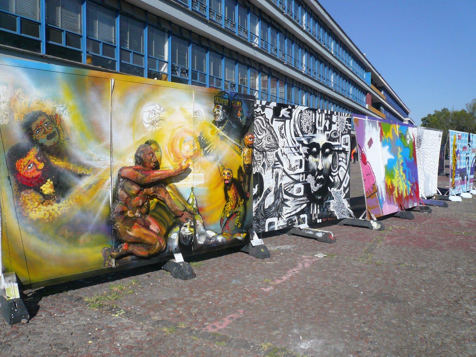Vandalism: Graffiti and Mural Contest