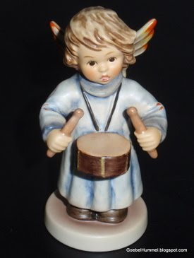 Celestial Drummer Hummel Figurine On Sale Now!