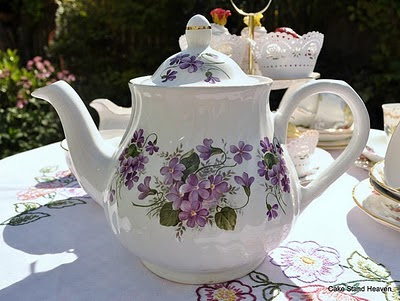 teapot fit for a dormouse