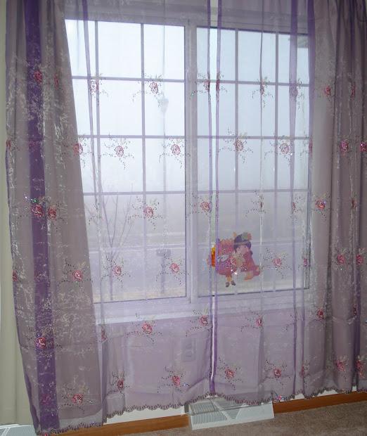 Little Girls Room Curtains