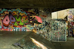 Skate and Graffitis