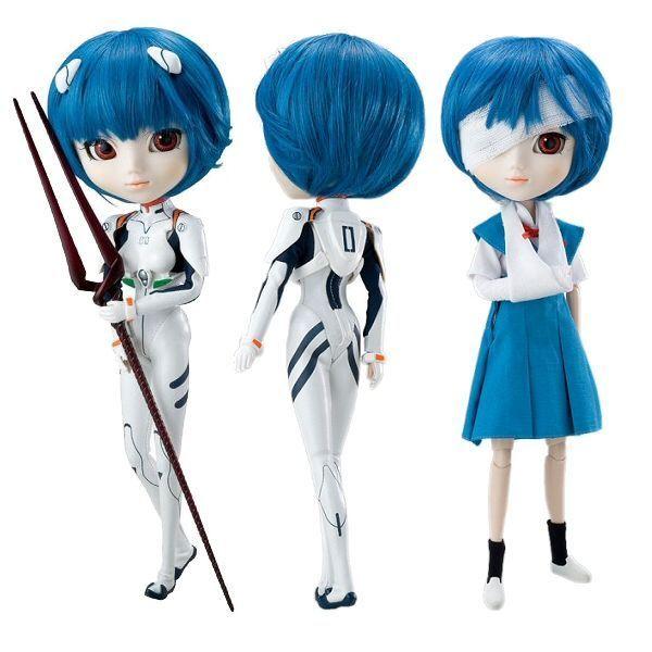 Liste des Pullip 2008 > 2012 Rei+Ayanami