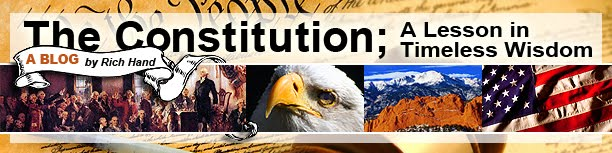 The Constitution; A Lesson in Timeless Wisdom