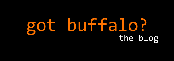 Got Buffalo? Blog