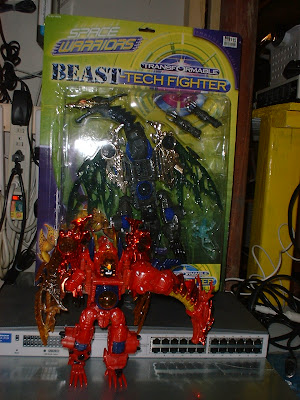 Back In June I Was At The Big Lots Rensselaer NY When Spotted Something That Looked Familiar It A Knockoff Of Transmetal II Megatron From Beast