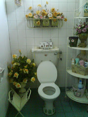 Example Decoration in Toilet
