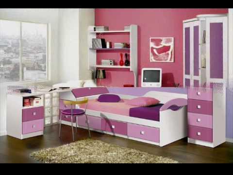 Trendy home dormitorios - Habitaciones juveniles ninas ...