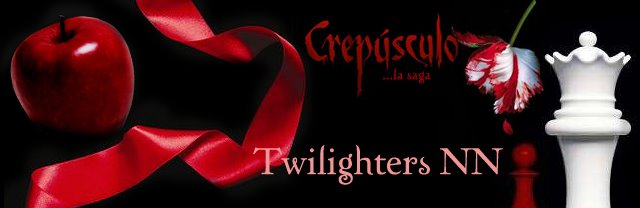 Twilighters NN: Los anónimos que engrandecemos y deliramos con Crepúsculo...