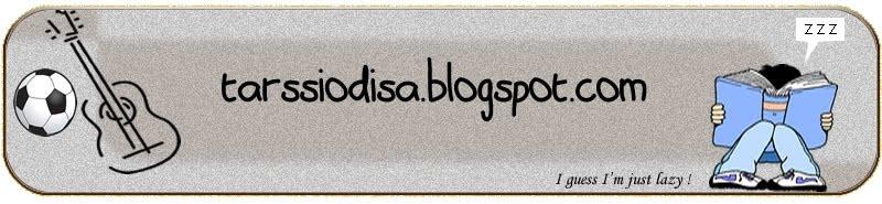 Tarssiodisa.blogspot