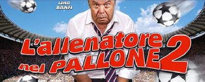 Lino Thundercats on Allenatore Nel Pallone 2 Trailer Film Lino Banfi Ritorna Oronzo Can