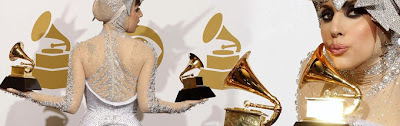 Lady Gaga Nominated for 6 GRAMMY Awards