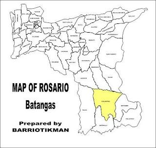 Calantas Rosario Batangas