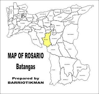Mayuro Rosario Batangas