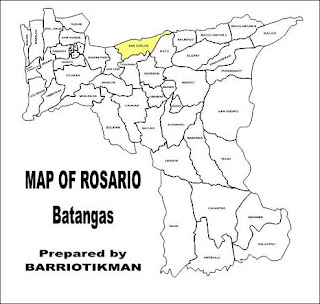 San Carlos Rosario Batangas