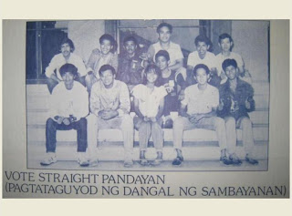 Pandayan Winning Ticket 1986