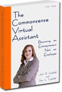 Commonsense Virtual Assistant Book