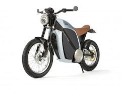 Moto Elétrica ENERTIA
