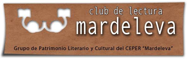 """CLUB DE LECTURA """"MARDELEVA"""""""