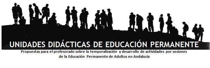Unidades Didácticas Educación Permanente