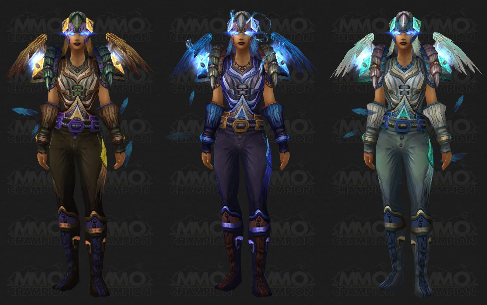 Gives off i can t wait to get my druid into this tier set no lies