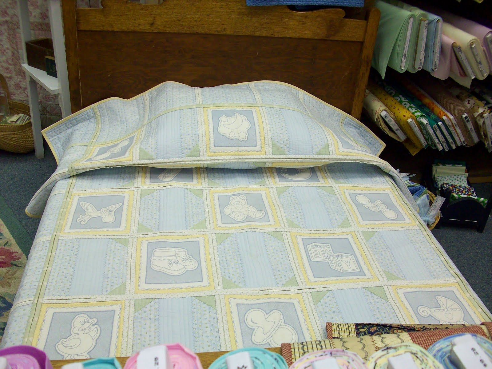 Quilt Talk: Norske Nook & the Quilt Yard : cotton theory quilting - Adamdwight.com