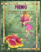 PREMIO GENEROSA AMISTAD