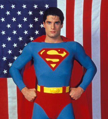 John haymes newton (superboy 1988-1989)